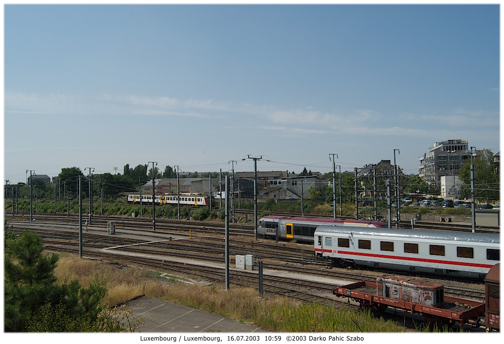 20030716 0836 Luxembourg