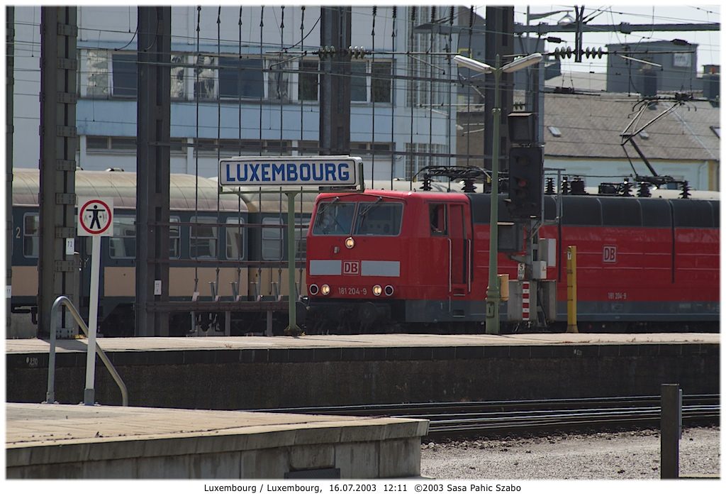 20030716 1013 Luxembourg