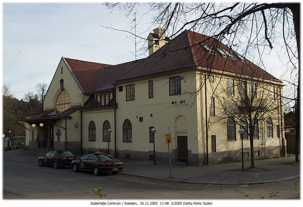 20051116 SodertaljeCentrum 002